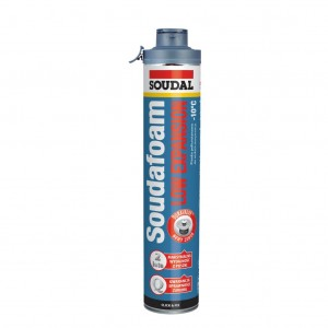 Soudafoam Low Expansion Click Piana Pistoletowa 750ML / 12 sztuk