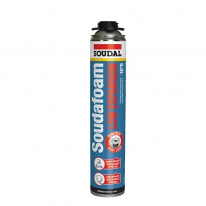 Soudafoam Low Expansion Gun Piana Pistoletowa 750ML / 12 sztuk
